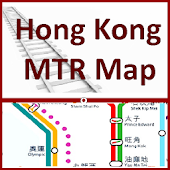 Hong Kong MTR Map (Free)