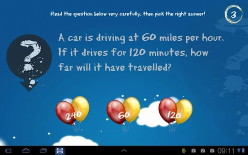 Math Tablet for Kids- screenshot thumbnail