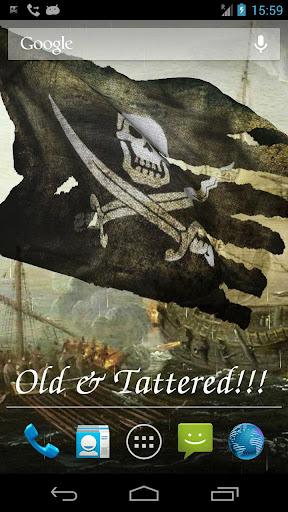 Pirate Flag Live Wallpaper v1.9.8 APK