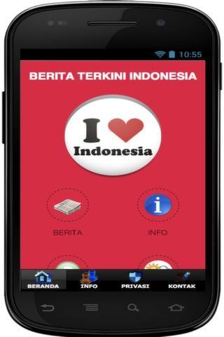 BERITA INDONESIA TERKINI - screenshot