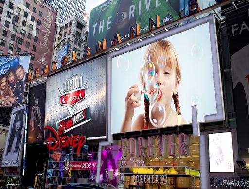Billboard Photo Frames