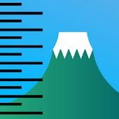 標高ワカール -山登り・防災のための海抜測定
