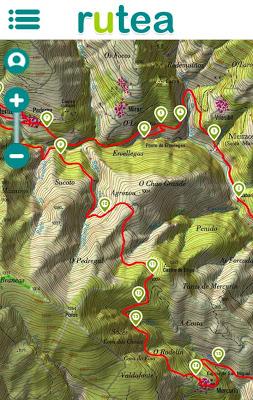 Rutea Turismo Rutas Senderismo - screenshot