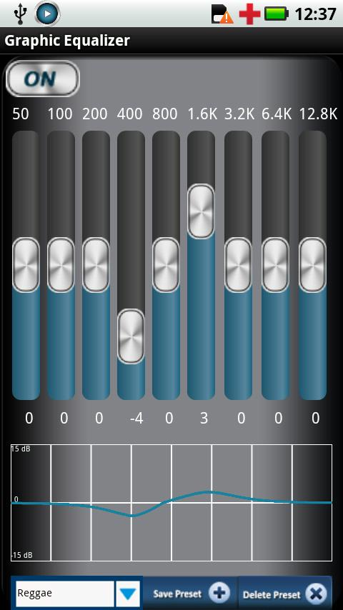 Picus Audio Player Lite- screenshot