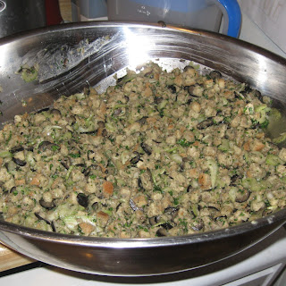 Classic Turkey Stuffing