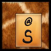 KB SKIN - Simple Giraffe KB