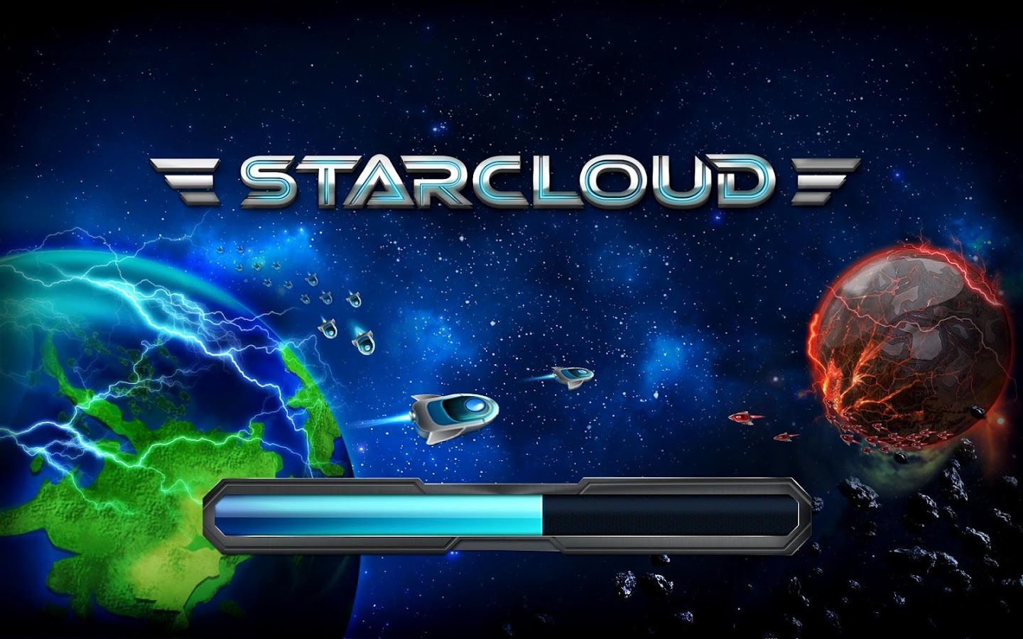 StarCloud - screenshot