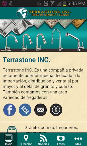 Terrastone Inc.