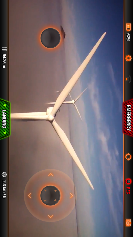 AR.FreeFlight 2.4.10 - screenshot