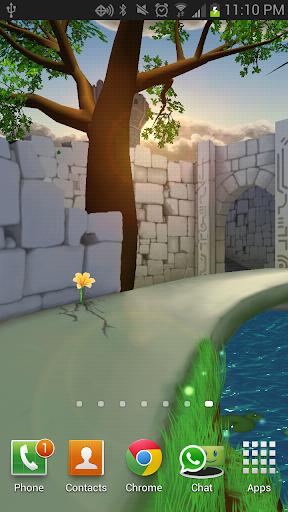 Shrine HD 3D Live Wallpaper