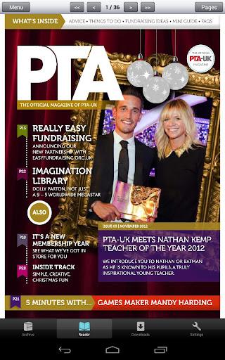 【免費教育App】PTA Publications-APP點子