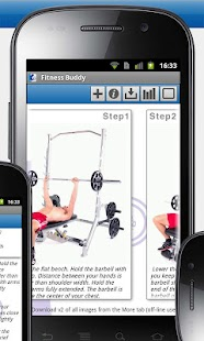 Fitness Buddy : 300+ Exercises - screenshot thumbnail