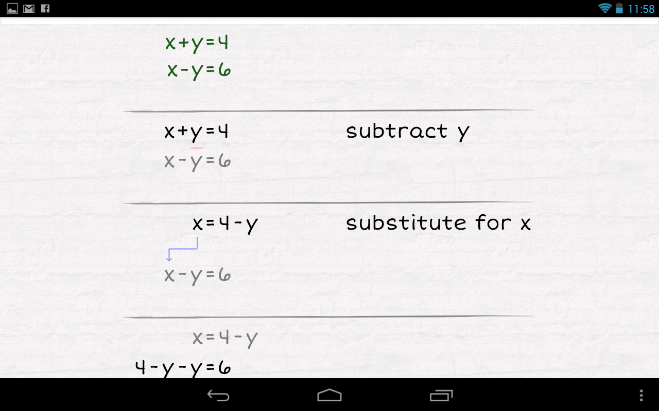 yHomework - Math Solver- screenshot