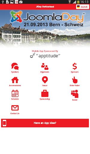 【免費社交App】Joomla Day Schweiz-APP點子