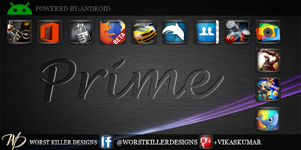 PRIME APEX,NOVA,GO,ADW,HOLO,SL v1.0.4