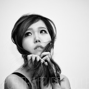 Portraiture CollectionM.U.A - Mei Ying Make Up Artist by Adzen Jazz - People Portraits of Women (  )