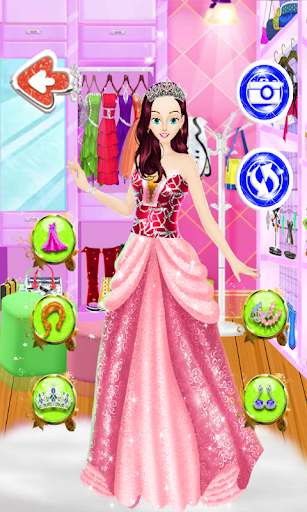 無料休闲Appのプリンセスサロンの女の子のゲーム|HotApp4Game