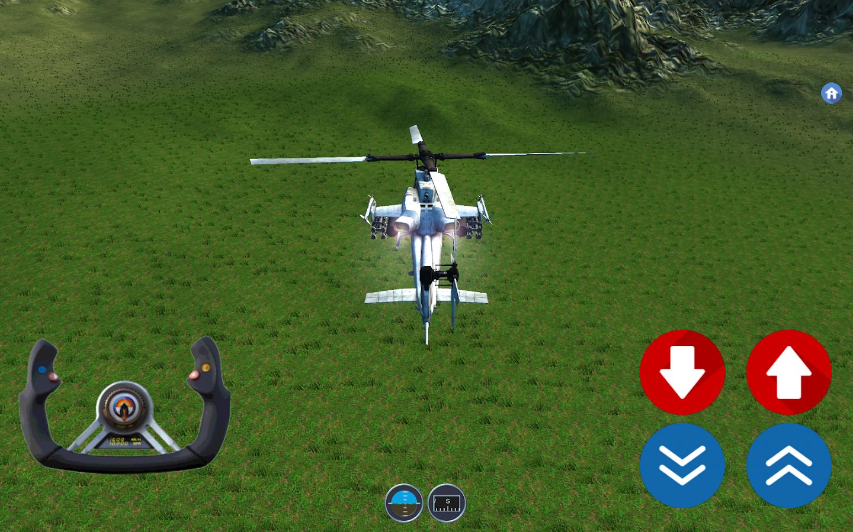 Spiel Hubschrauber