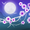 Blooming Night Live Wallpaper icon