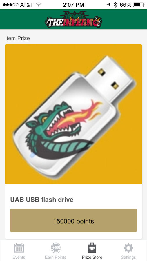 UAB Fanatics - screenshot