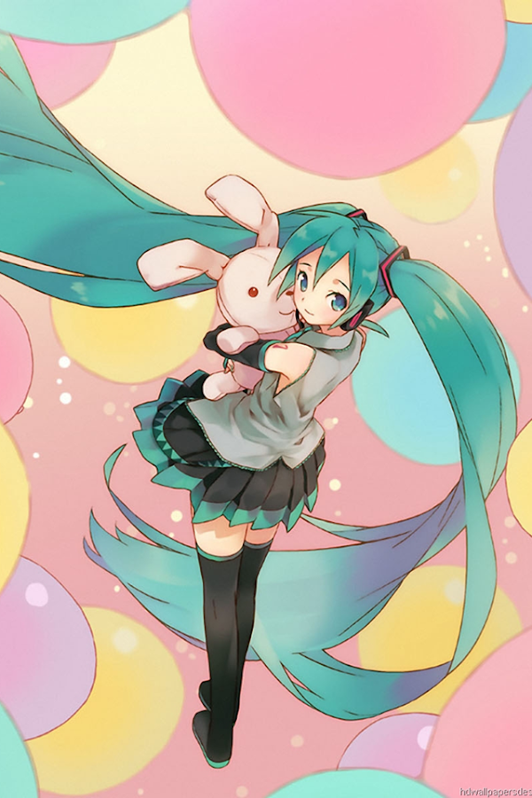 Miku Memo Game - screenshot