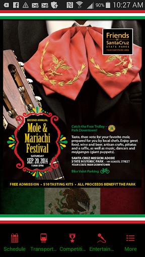Mariachi Mole Festival