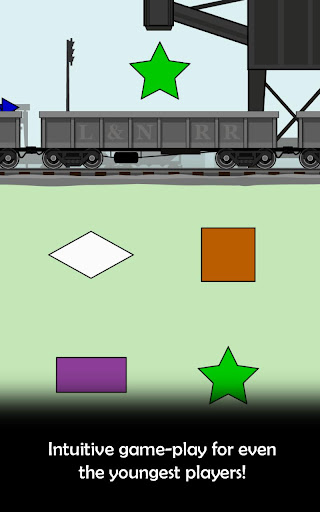 Colors Shapes Railroad HD