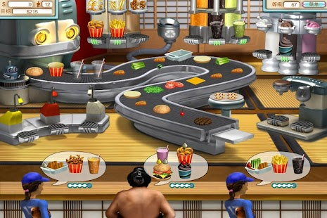 Burger Shop 休閒 App-癮科技App