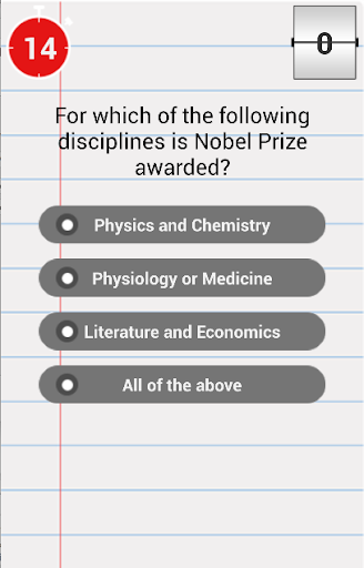 General Knowledge Quiz Pro