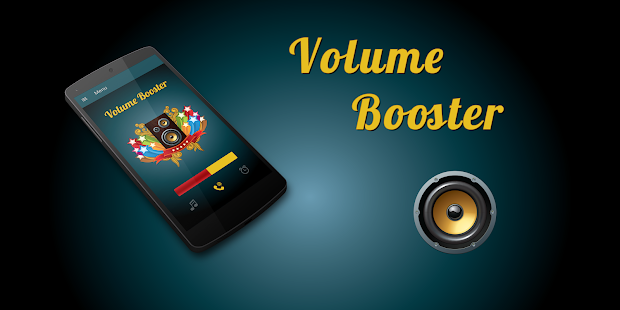 Volume Booster - screenshot thumbnail