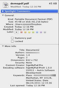 SignMyPad Pro- screenshot thumbnail
