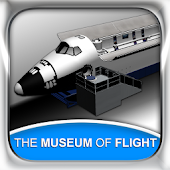 Museum of Flight Shuttle
