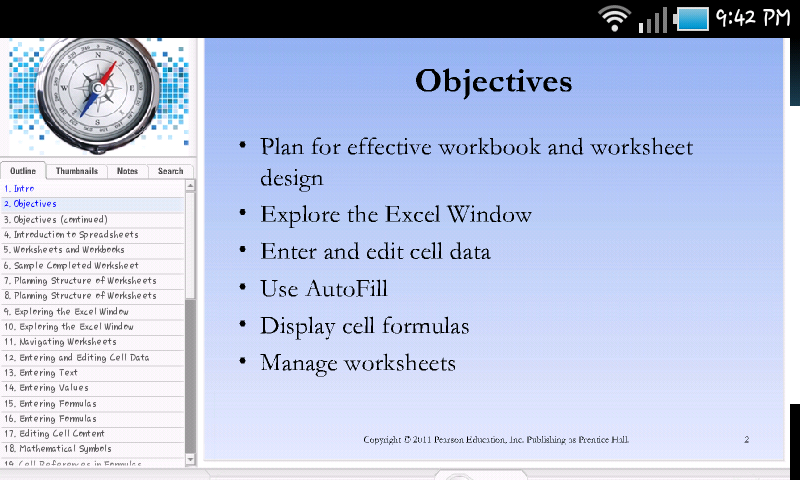 Office 2013 - Study Guide Free - screenshot