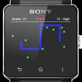 SmartWatch 2 Snake