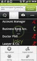 Screenshot of Loky Vault