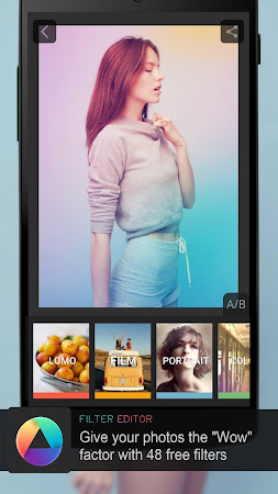Filter Editor - Photo Effects 1.0.3 screenshot 35556