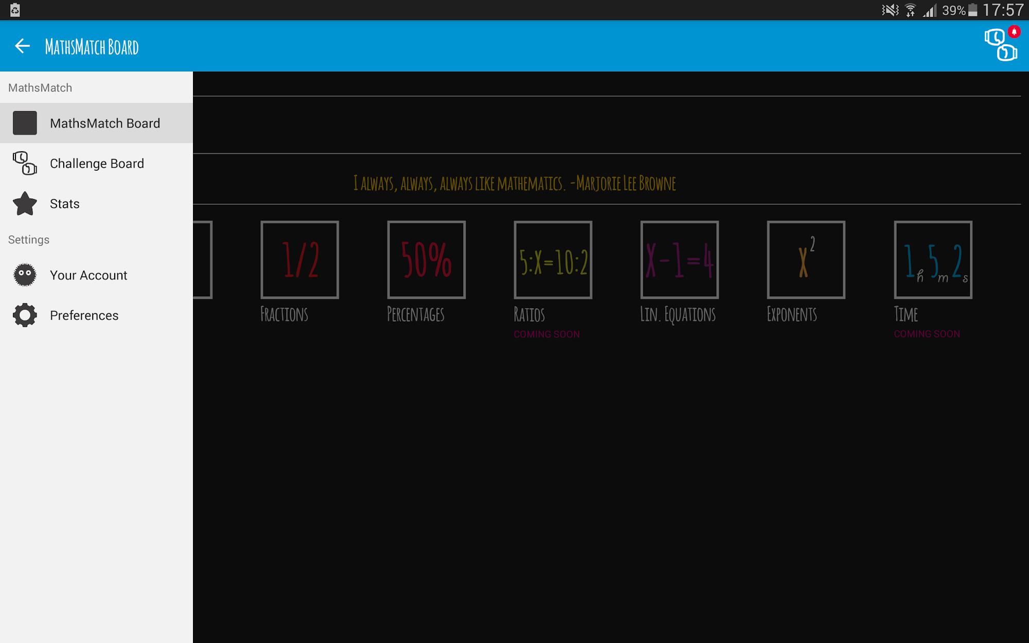 Maths Match screenshot #10