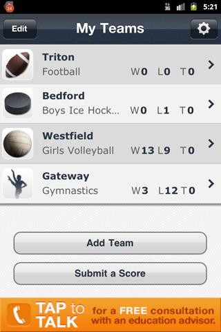 Central NY High School Sports - screenshot
