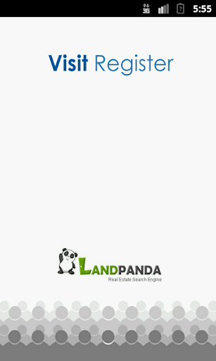 Visit Register by LandPanda