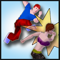 Fight Masters 3D fighting game icon