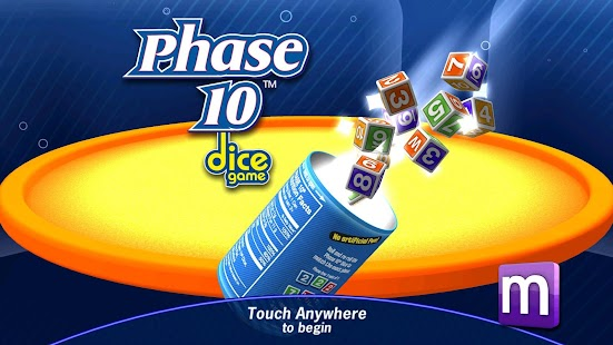 Phase 10 Dice™ - screenshot thumbnail