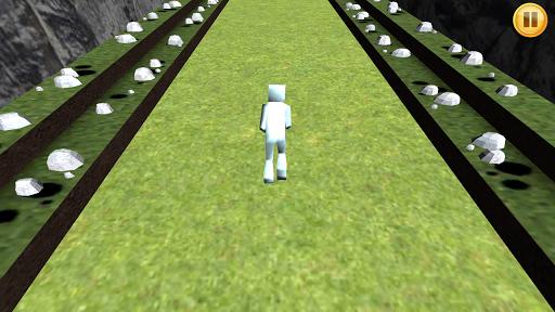 雪人跑3D