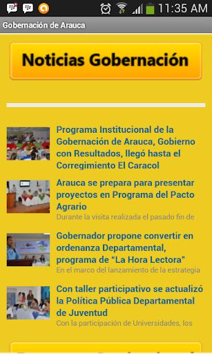 Gobernación de Arauca