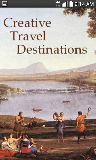 Creative Travel Destinations