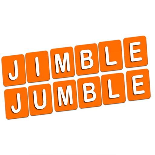 Jimble Jumble 拼字 LOGO-玩APPs
