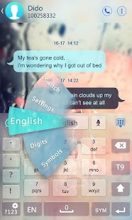GO Keyboard Voice Changer- screenshot thumbnail
