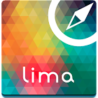 Lima Offline Carte Guide icon
