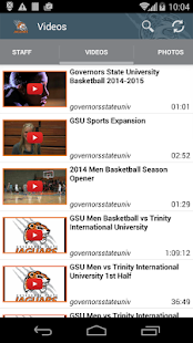 Governor State Athletics- screenshot thumbnail