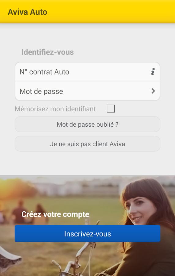 Aviva Auto - screenshot