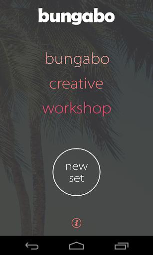 Bungabo creative workshop